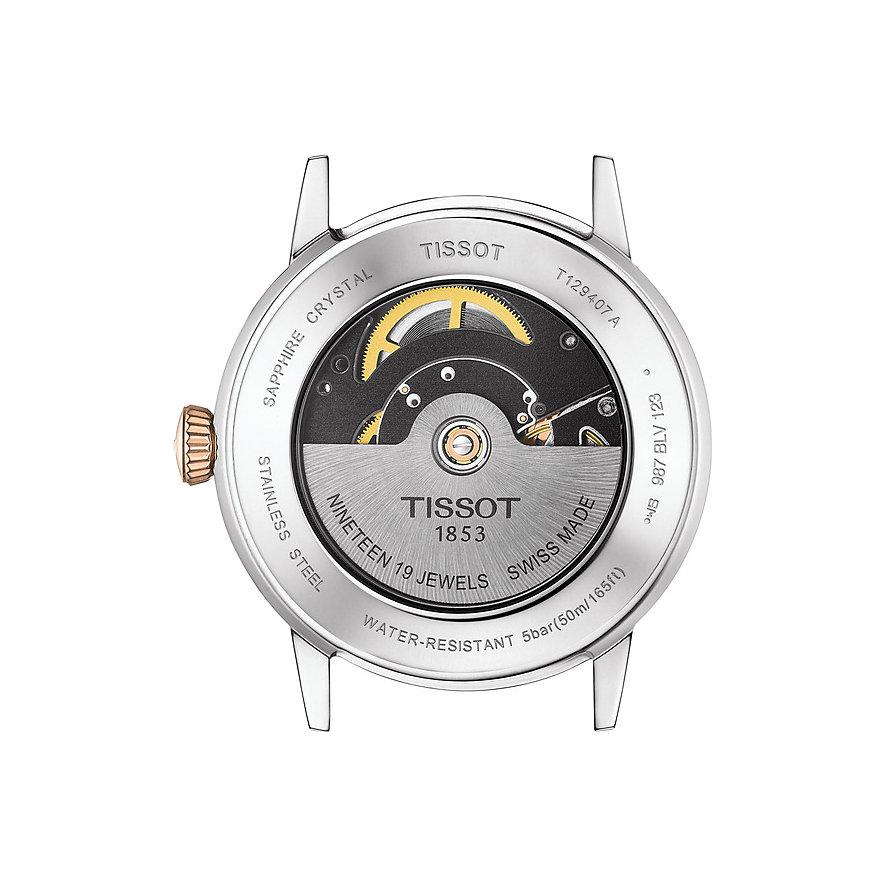 Tissot Herrenuhr Classic Dream Swissmatic T1294072203100