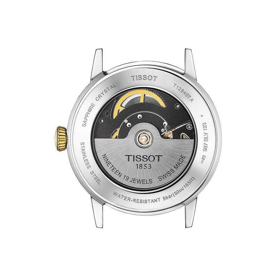 Tissot Herrenuhr Classic Dream Swissmatic T1294072203101