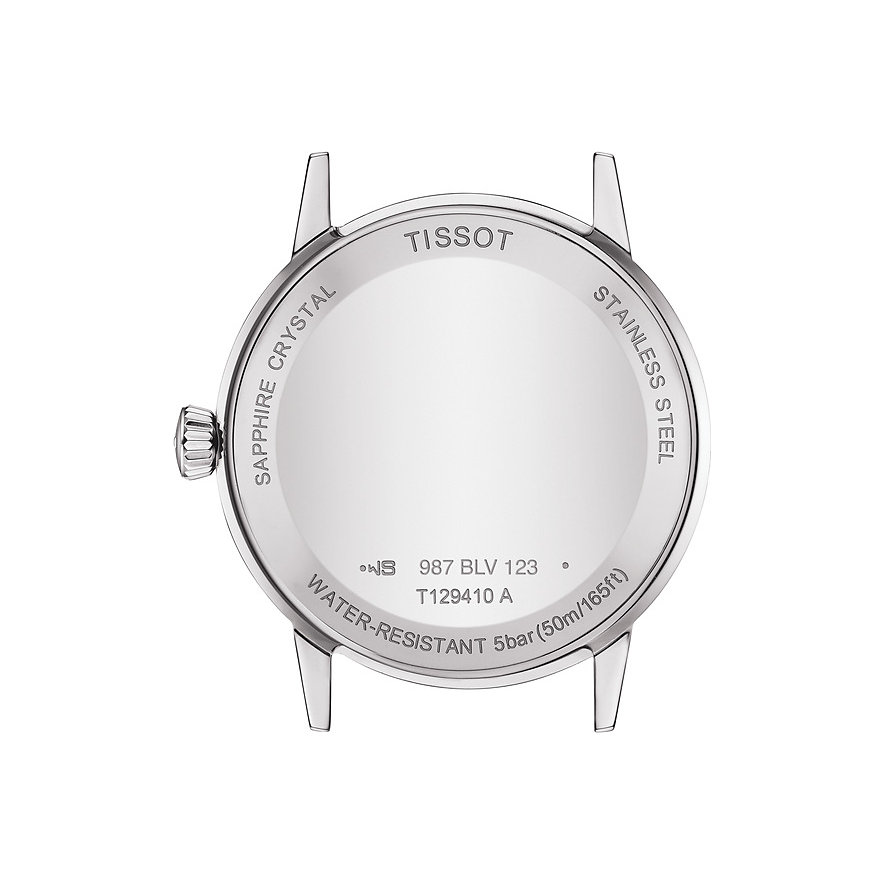 Tissot Herrenuhr Classic Dream T1294101601300