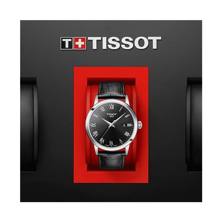 Tissot Herrenuhr Classic Dream T1294101605300