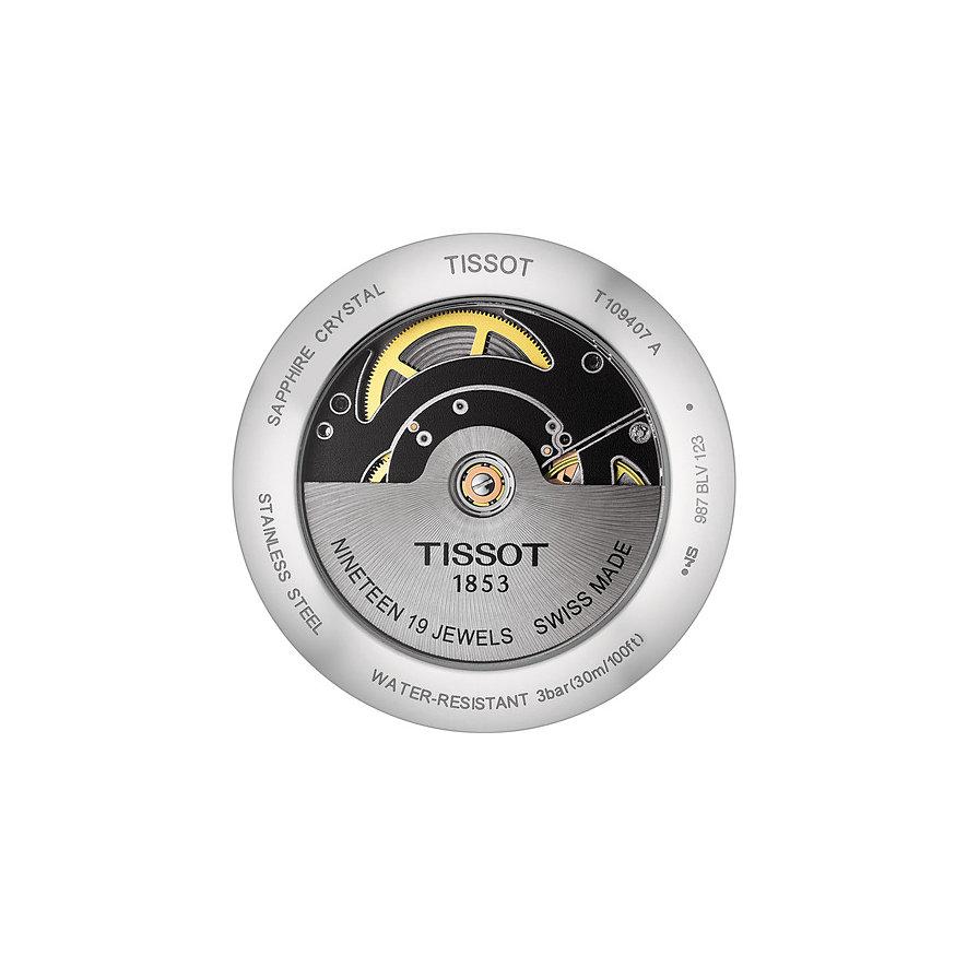 Tissot Herrenuhr Everytime Swissmatic T1094071603200