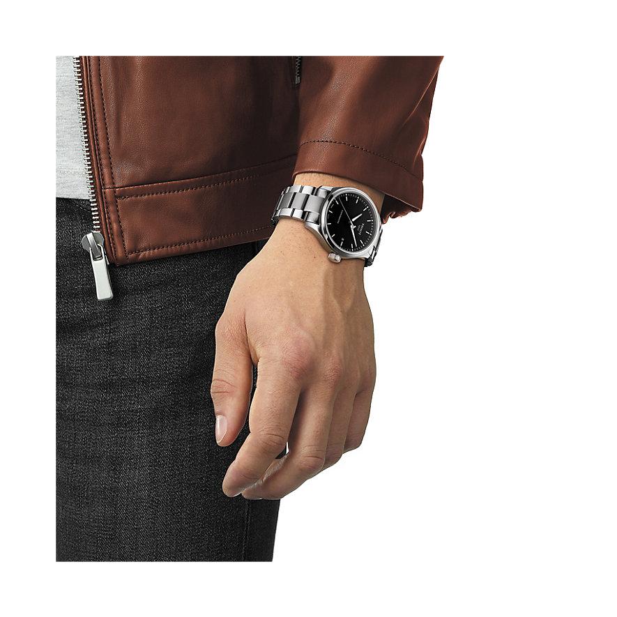 Tissot Herrenuhr Gent XL Swissmatic T1164071105100