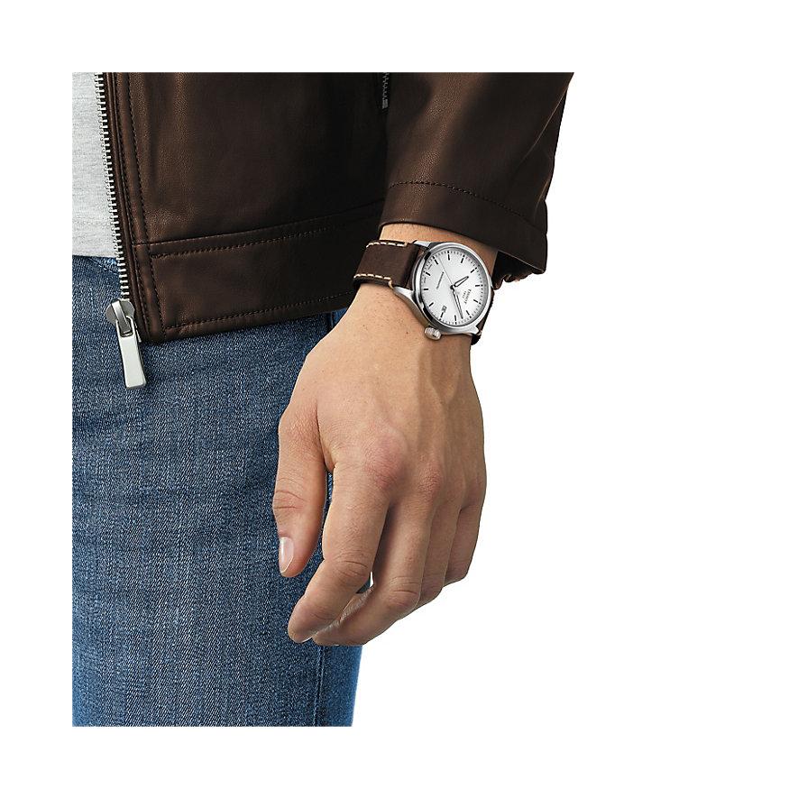 Tissot Herrenuhr Gent XL Swissmatic T1164071601100