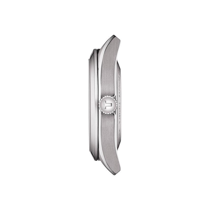 Tissot Herrenuhr Gentleman Powermatic 80 Silicium T1274071103100