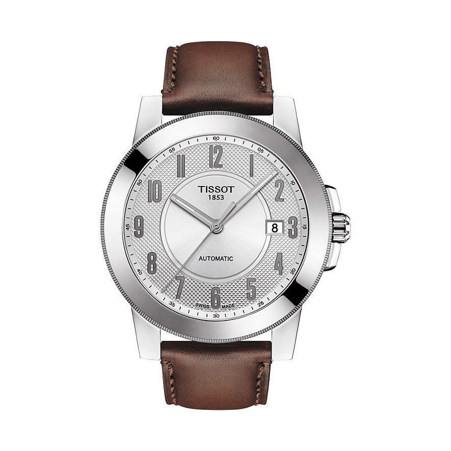 Tissot Herrenuhr Gentleman T0984071603200