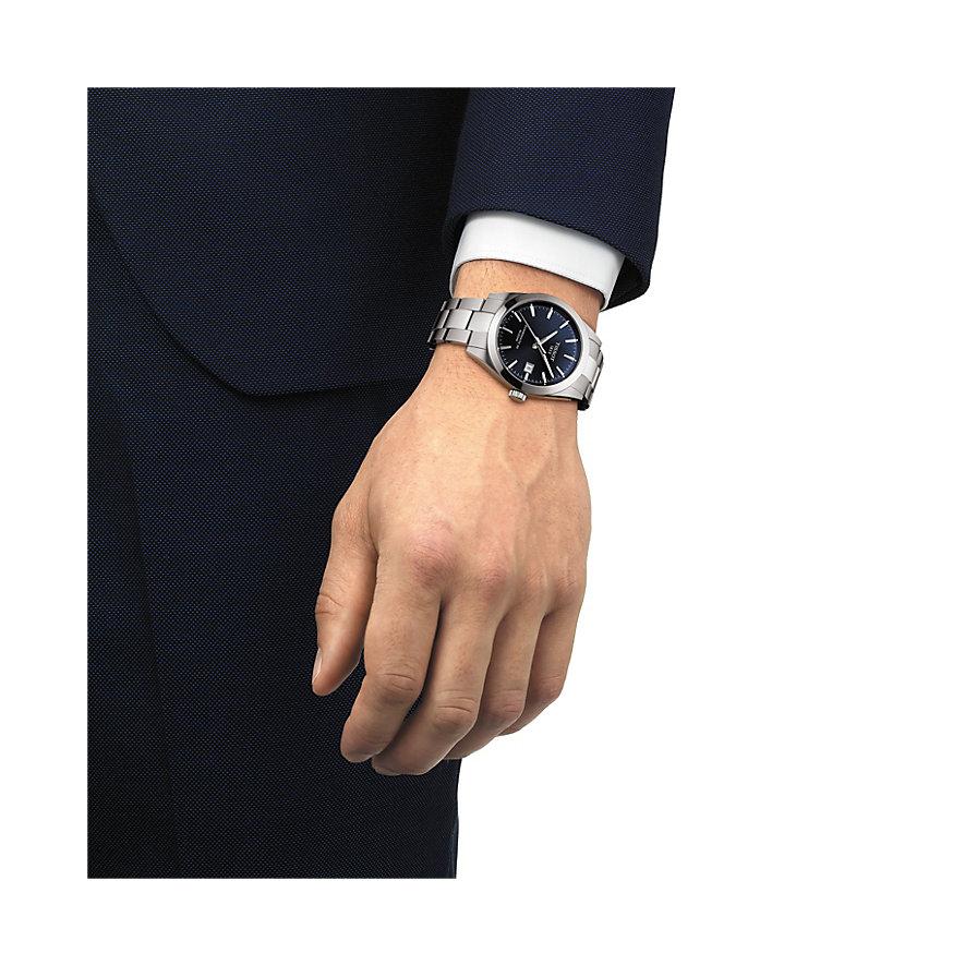 Tissot Herrenuhr Gentleman T1274071104100