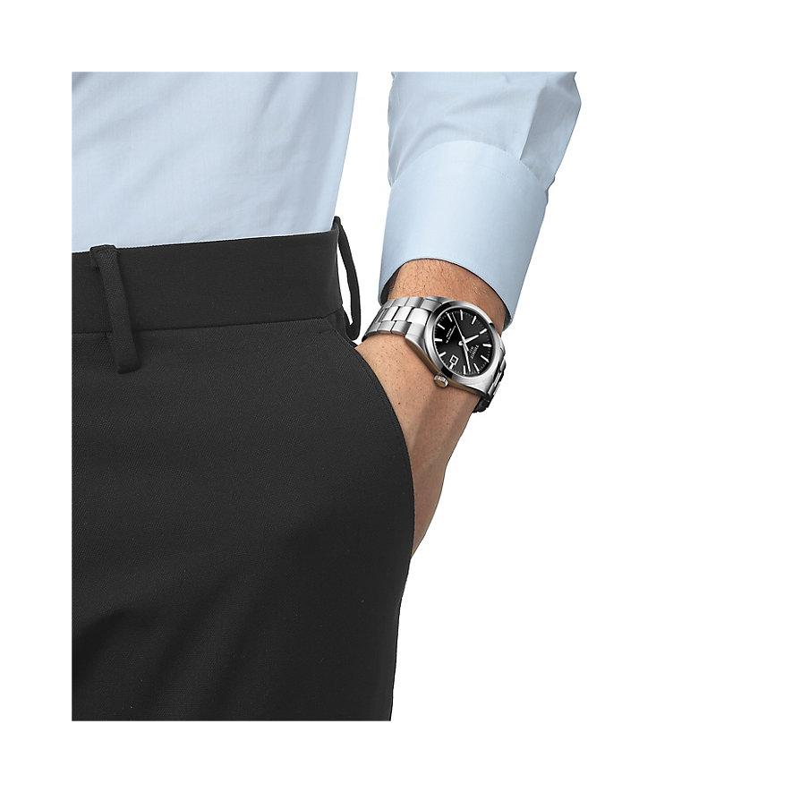 Tissot Herrenuhr Gentleman T1274071105100