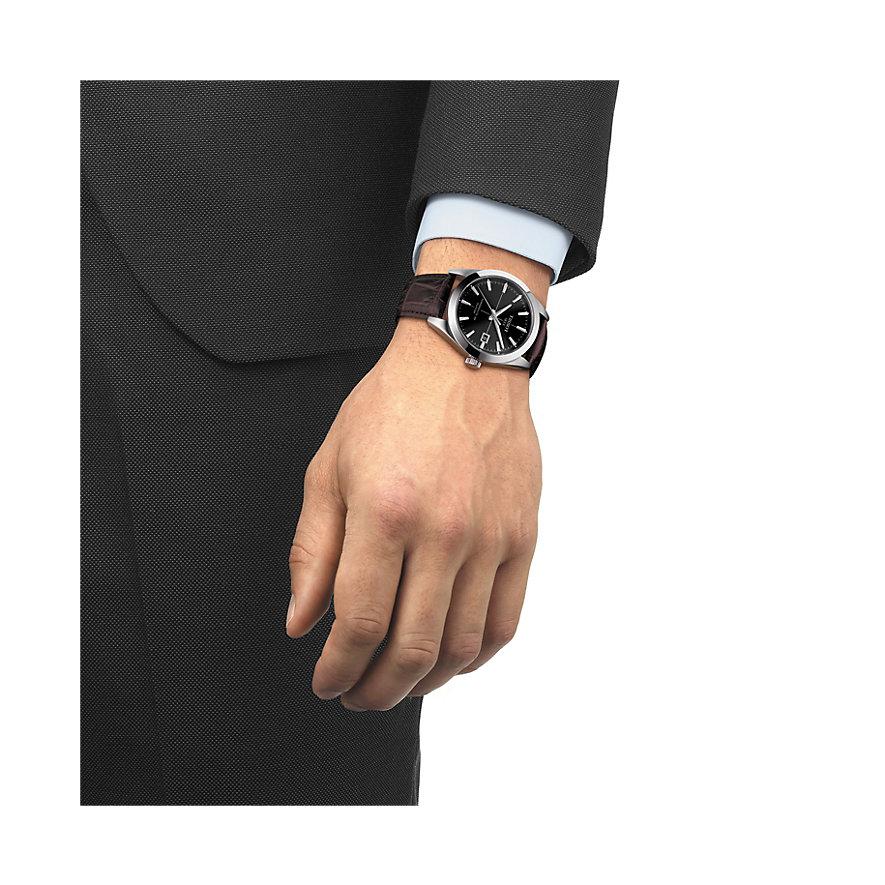 Tissot Herrenuhr Gentleman T1274071605101