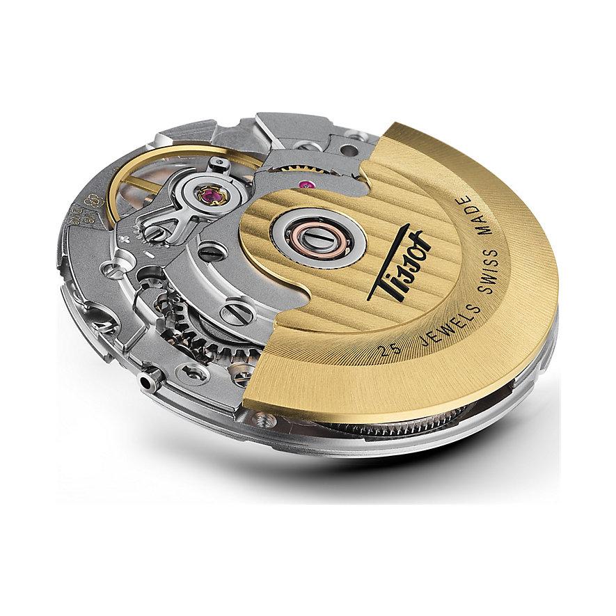 Tissot Herrenuhr Heritage Visodate Automatic T0194301103100