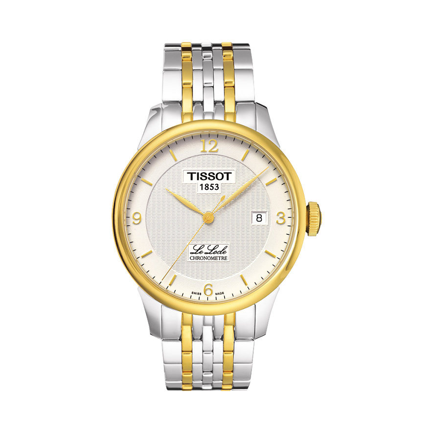 Tissot Herrenuhr Le Locle Chronometre T006.408.22.037.00