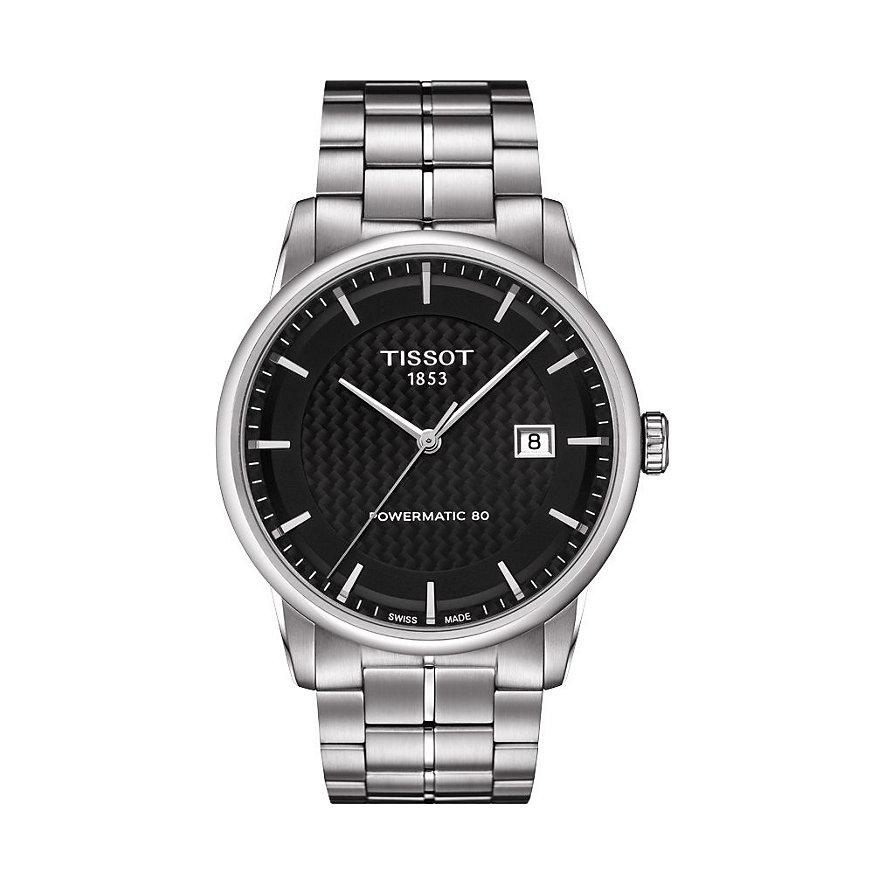Tissot Herrenuhr Luxury Automatic T086.407.11.201.02