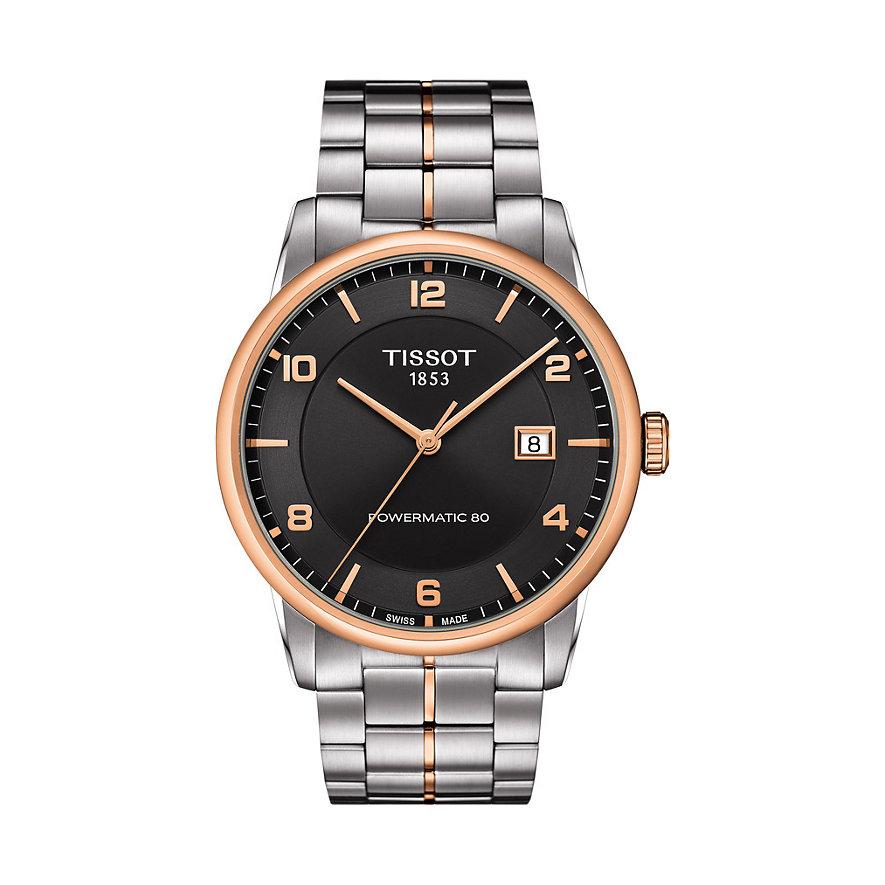 Tissot Herrenuhr Luxury T0864072206700