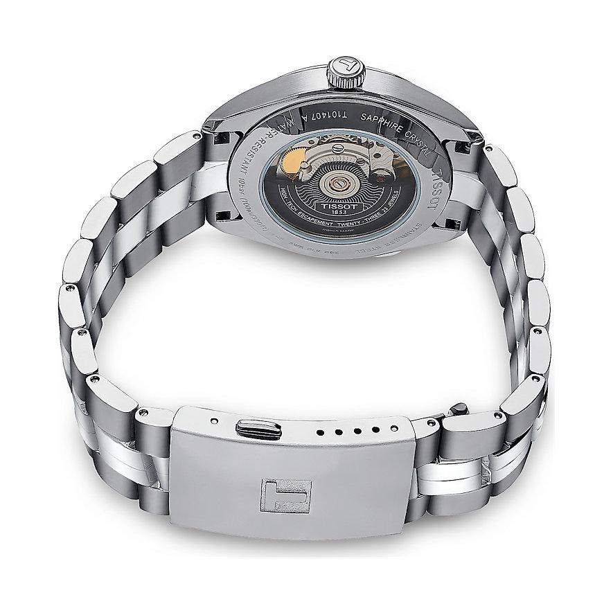 Tissot Herrenuhr PR 100 Powermatic 80 T1014071105100