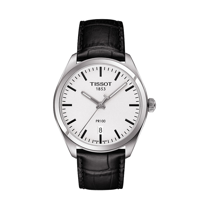 tissot-herrenuhr-pr100-classic-t101-410-16-031-00