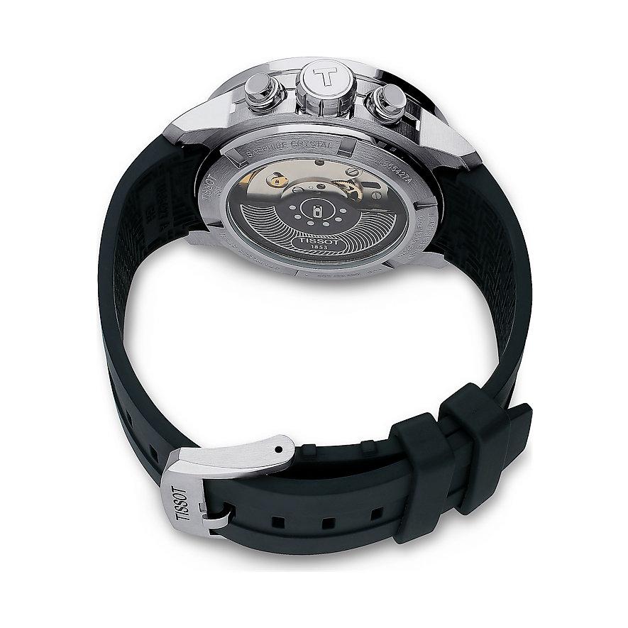 Tissot Herrenuhr PRC 200 Automatic Chronograph T0554271705700