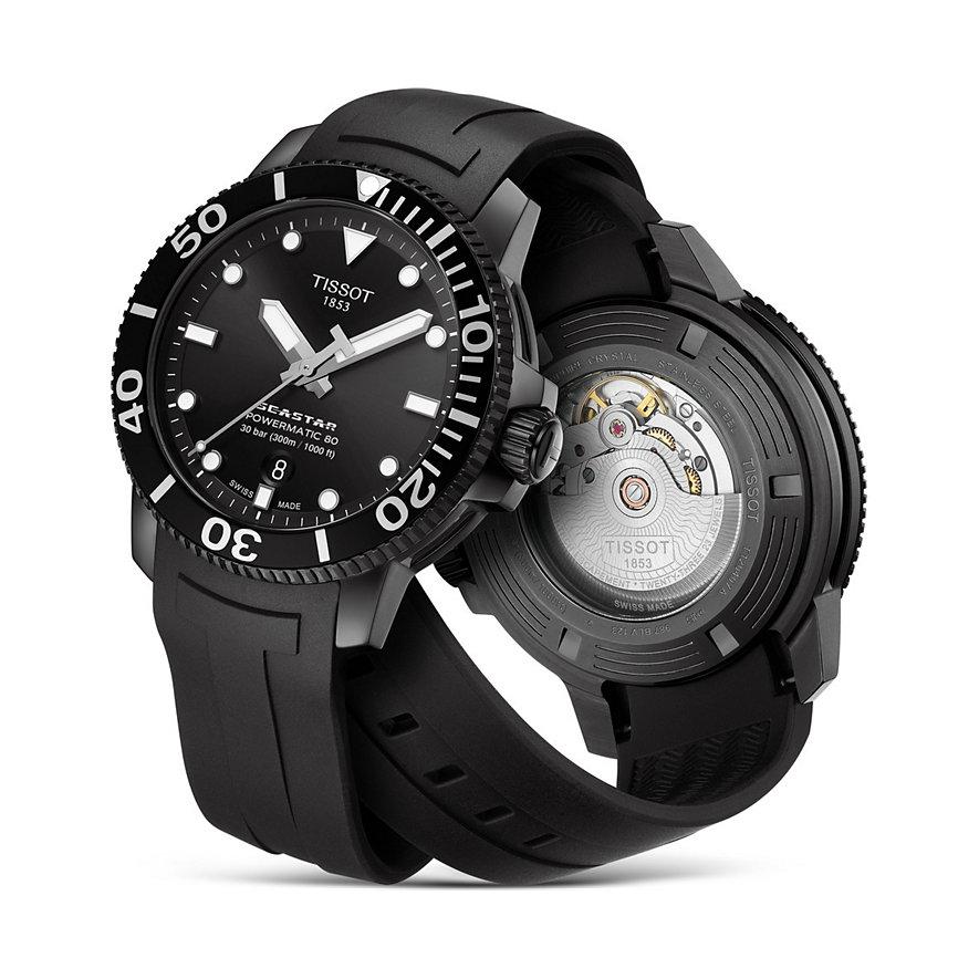 Tissot Herrenuhr Seastar 1000 Automatic T1204073705100