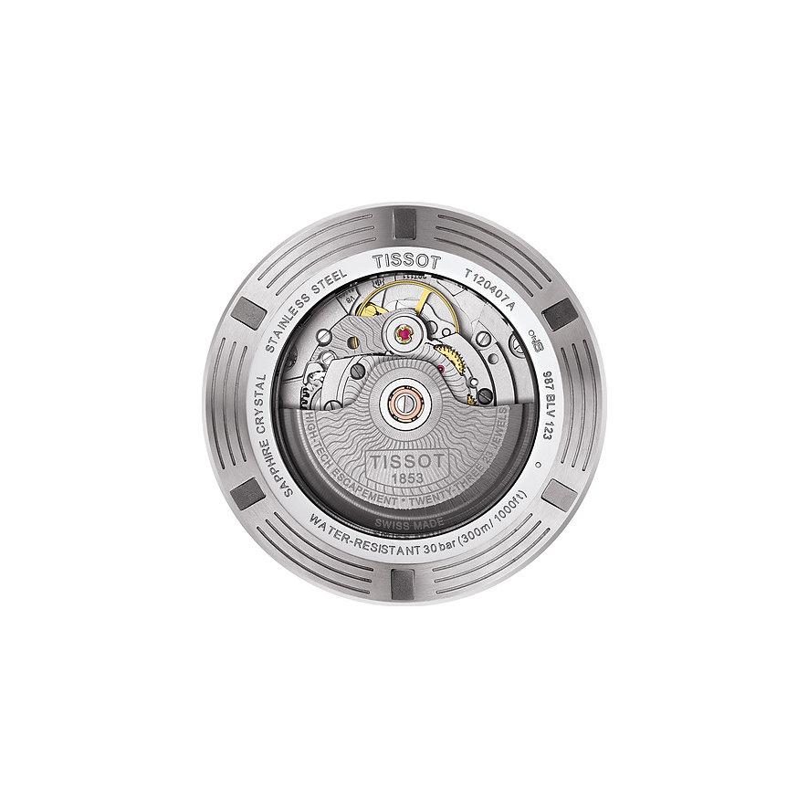 Tissot Herrenuhr Seastar 1000 Powermatic 80 T1204071104100