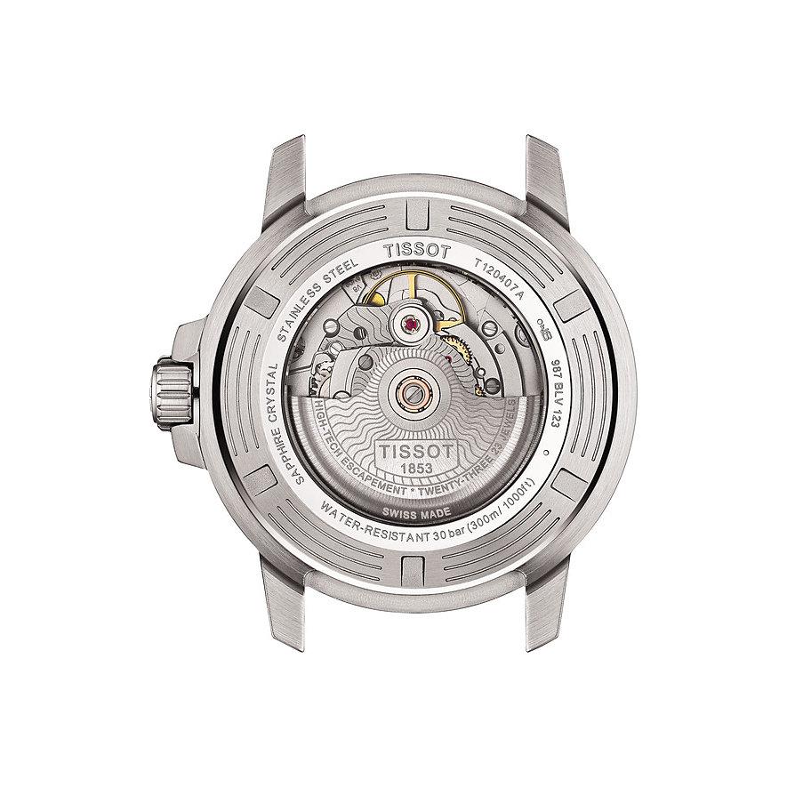 Tissot Herrenuhr Seastar 1000 Powermatic 80 T1204071109101