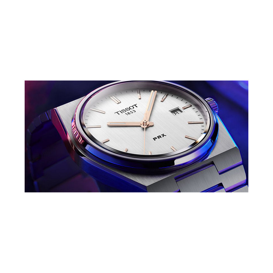 Tissot Herrenuhr T-Classic PRX T1374101103100