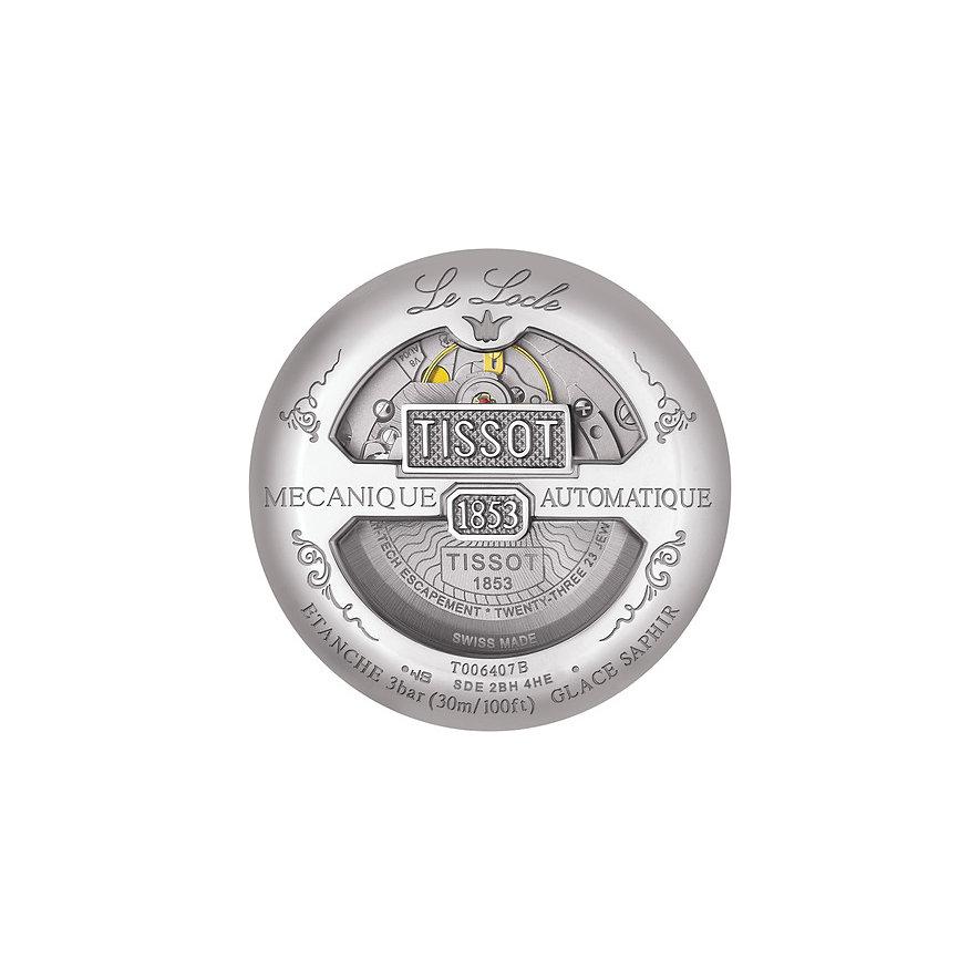 Tissot Herrenuhr T-Classic T0064071605300