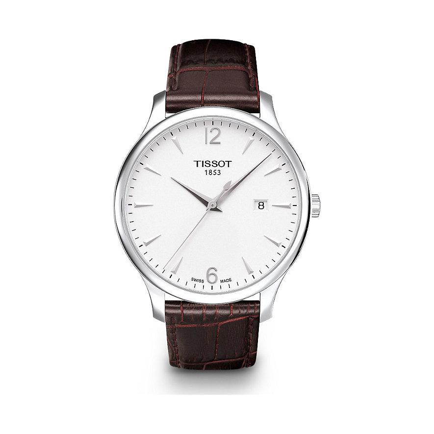 Tissot Herrenuhr T-Classic T0636101603700