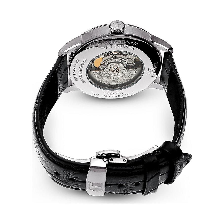Tissot Herrenuhr T-Classic T0994071605800