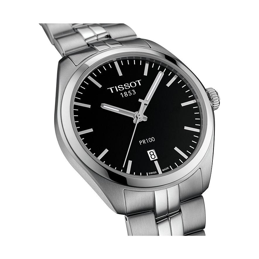 Tissot Herrenuhr T-Classic T1014101105100
