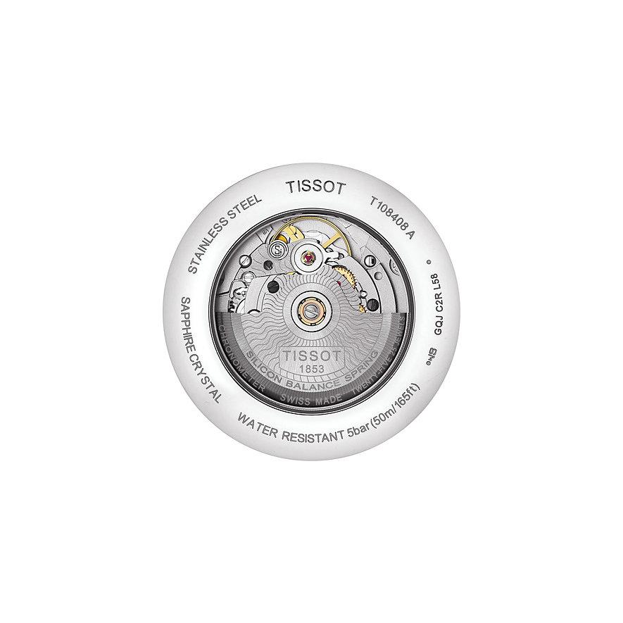 Tissot Herrenuhr T-Classic T1084081105700