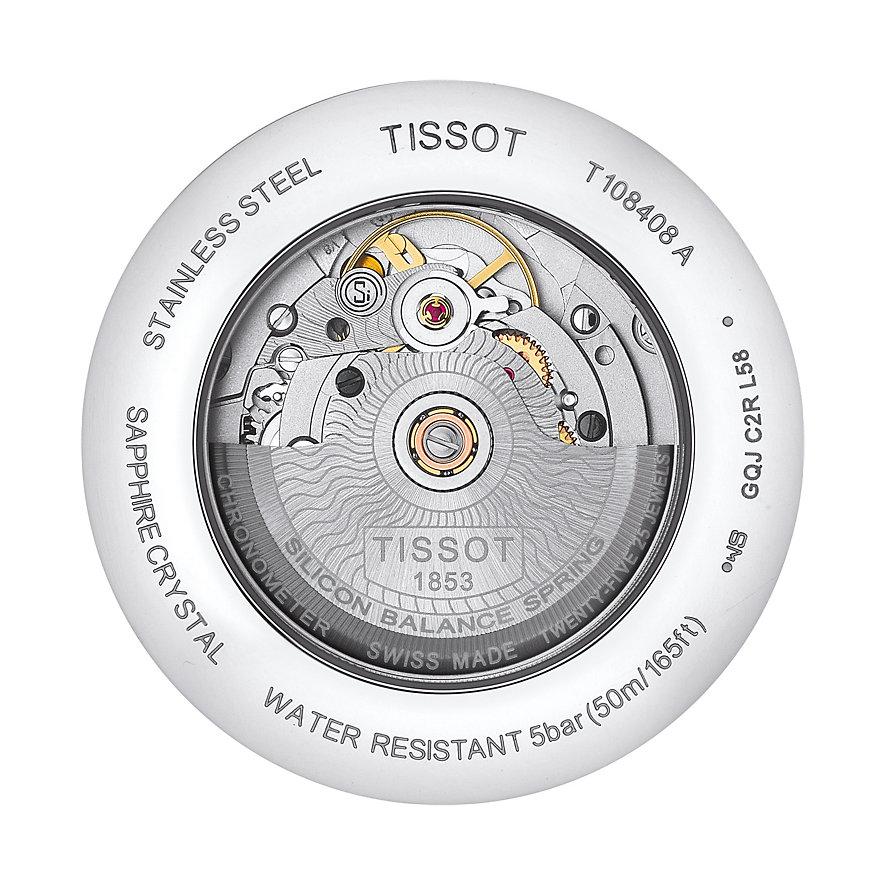 Tissot Herrenuhr T-Classic T1084081605700