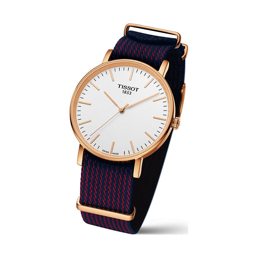 Tissot Herrenuhr T-Classic T1094103803100