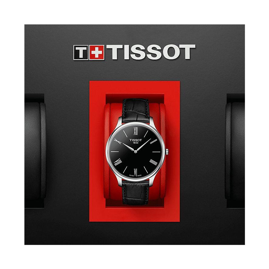 Tissot Herrenuhr Tradition 5.5 T0634091605800