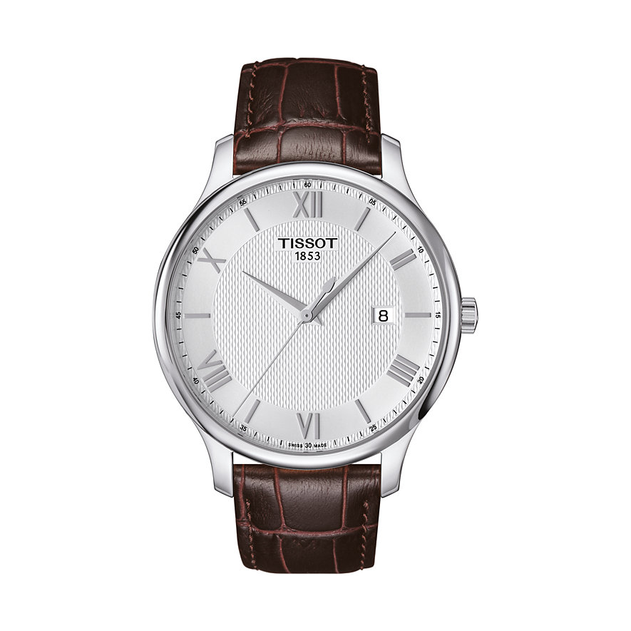 Tissot Herrenuhr Tradition T063.610.16.038.00