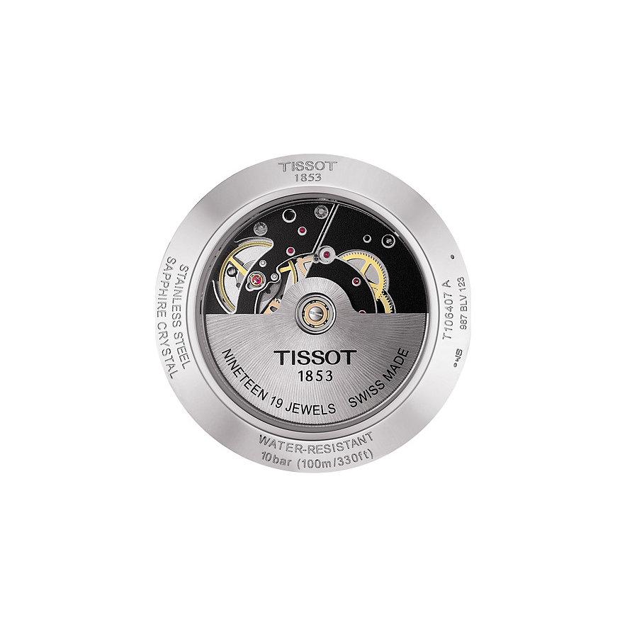Tissot Herrenuhr V8 Swissmatic T1064071103100