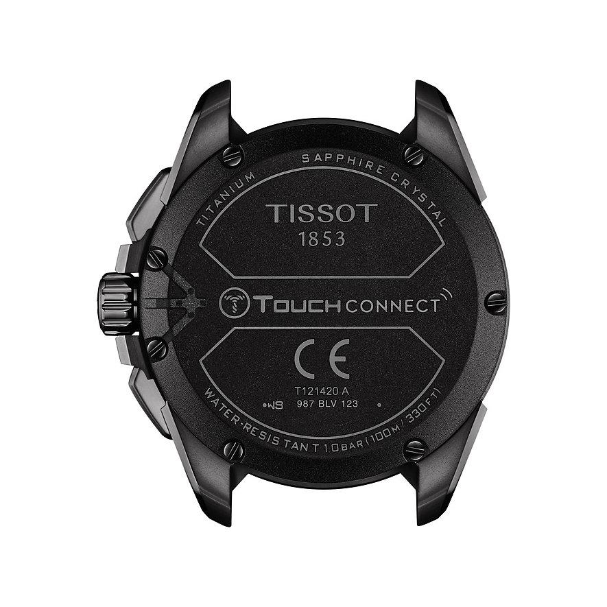 Tissot Hybriduhr T-Touch Connect Solar T1214204705103