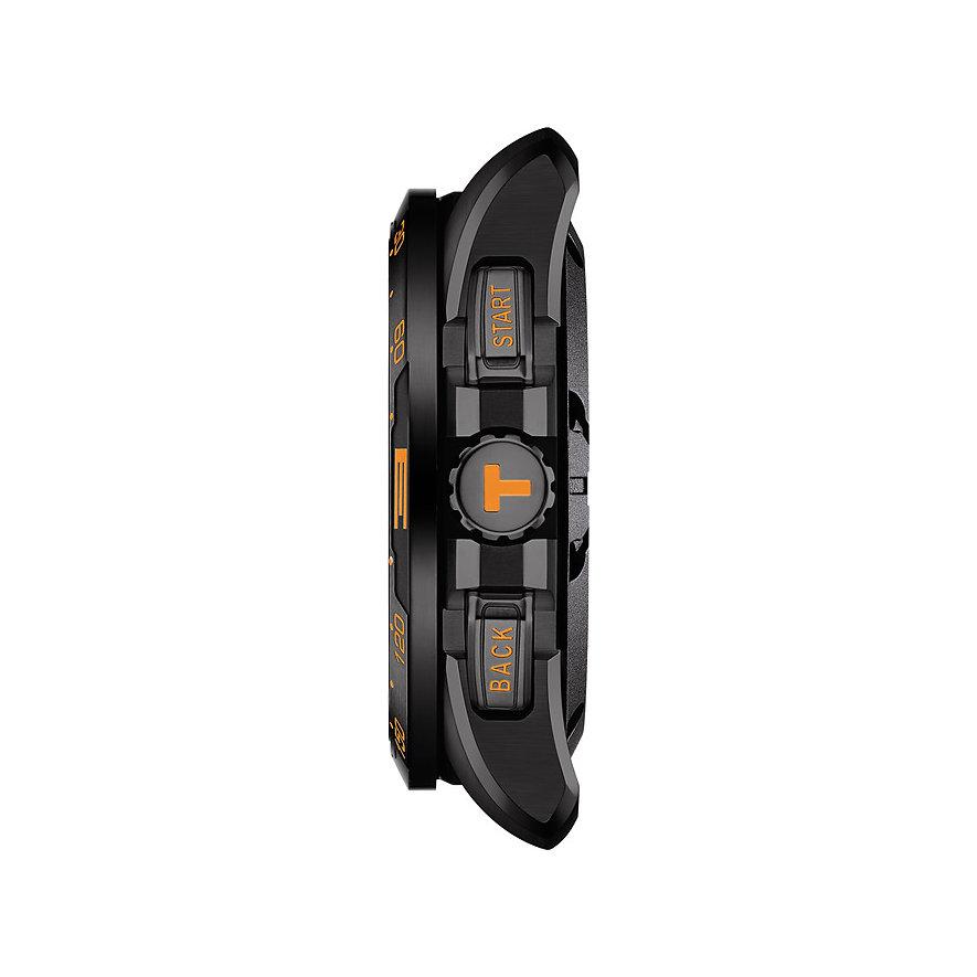 Tissot Hybriduhr T-Touch Connect Solar T1214204705104