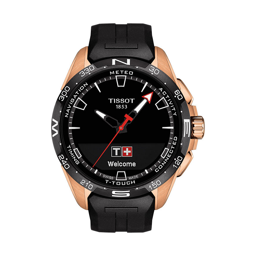 Tissot Hybriduhr Touch Collection T1214204705102