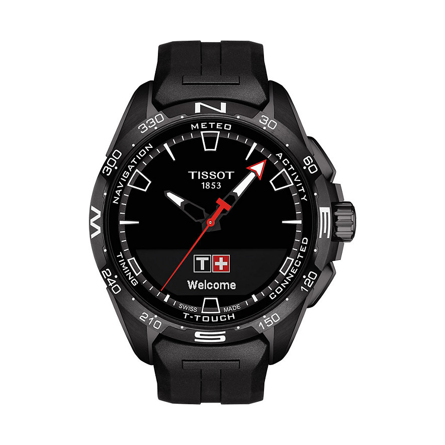 Tissot Hybriduhr Touch Collection T1214204705103