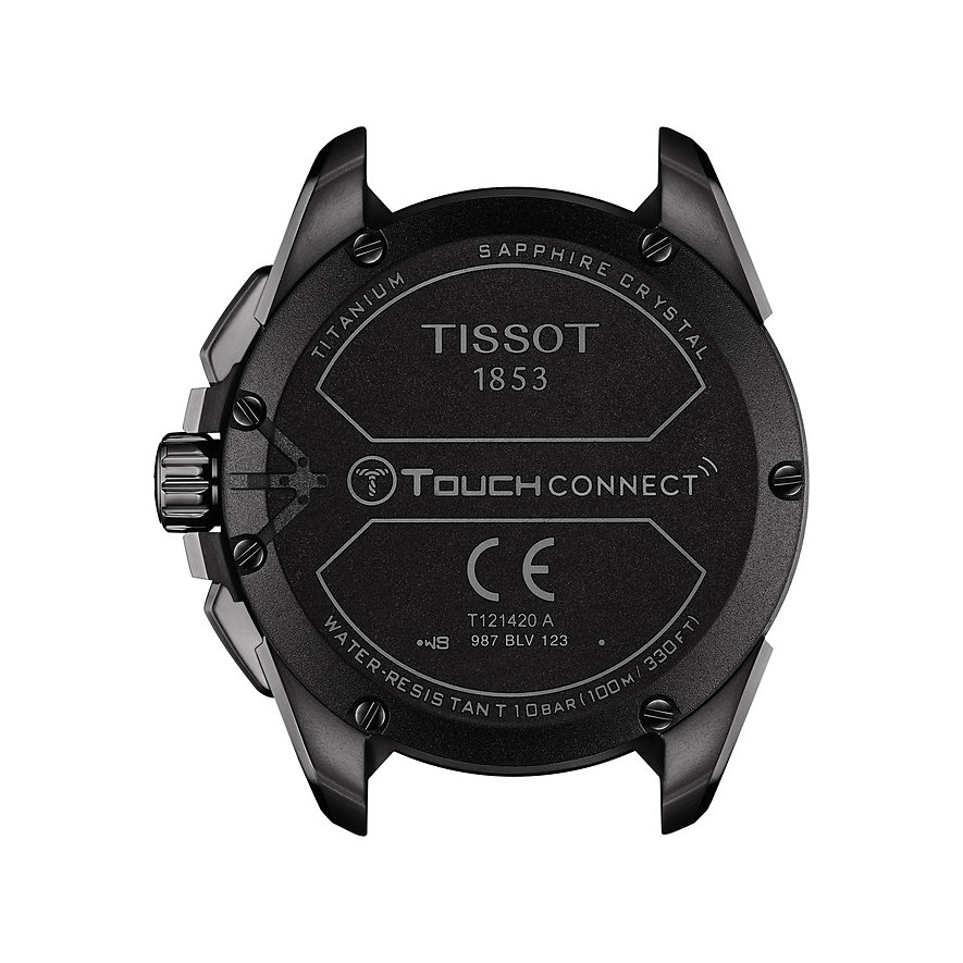 Tissot Hybriduhr Touch Collection T1214204705104