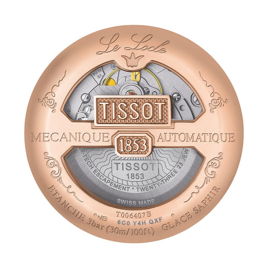 Tissot Le Locle Automatik Herrenuhr T006.407.36.053.00