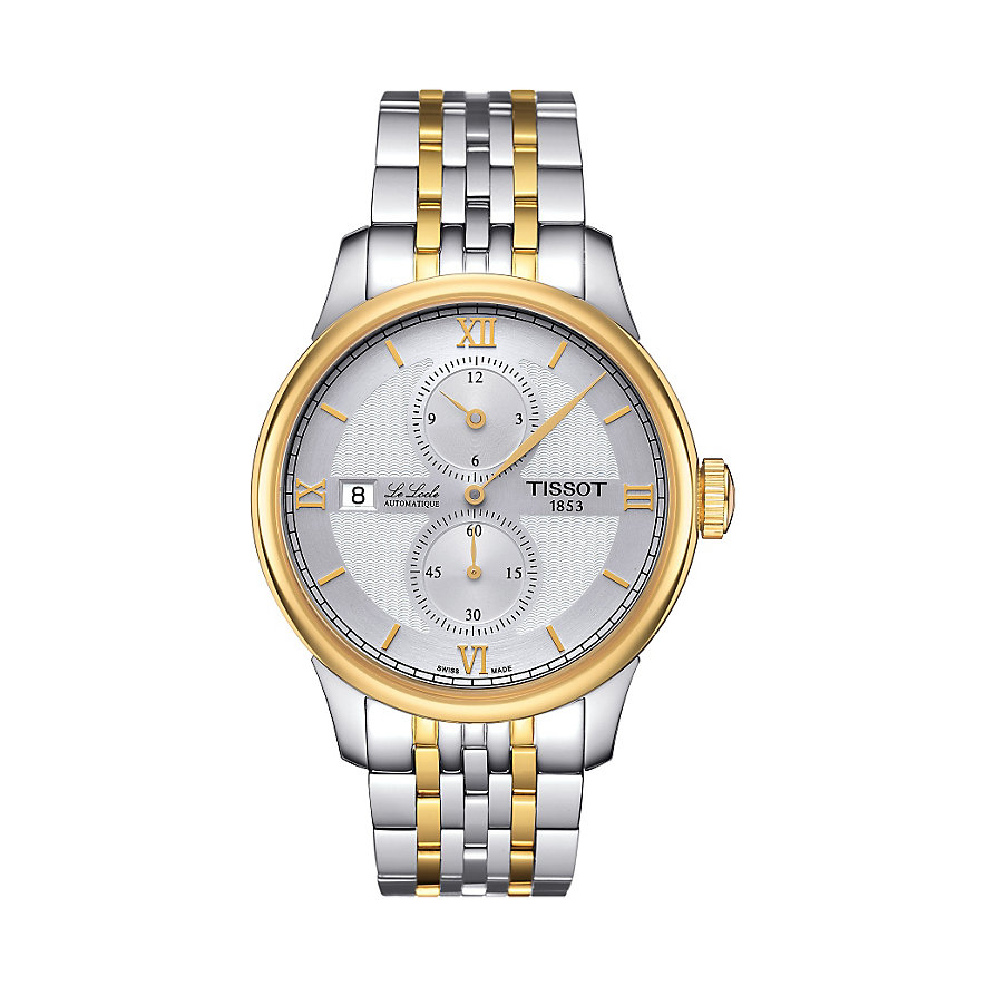 Tissot Le Locle Herrenuhr Regulateur T006.428.22.038.02