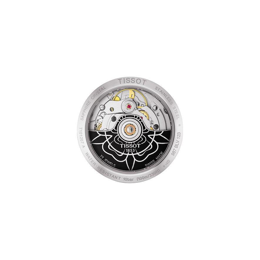 Tissot PR100 Automatik Damenuhr T101.207.11.116.00