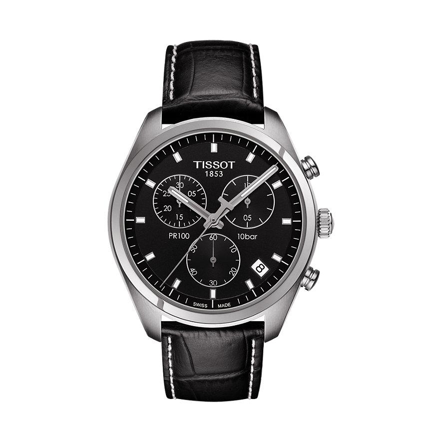 Tissot PR100 Chronograph Classic T101.417.16.051.00