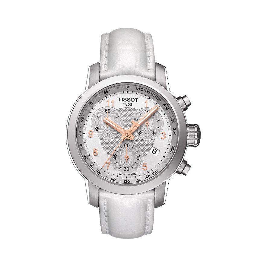 Tissot PRC 200 Damenchronograph T055.217.16.032.01