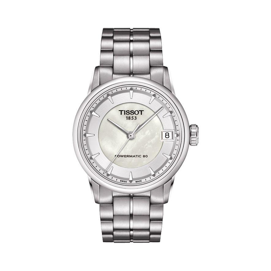 Tissot T-Classic Luxury Lady T086.207.11.111.00 Automatik