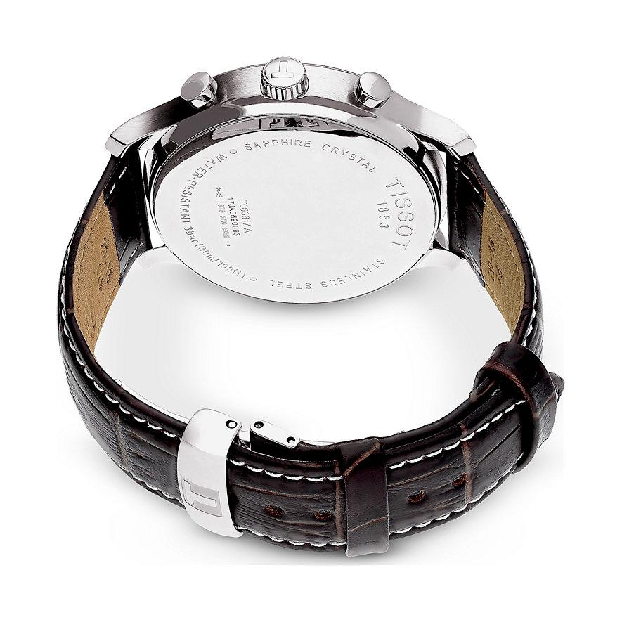 Tissot T-Classic Tradition Chronograph T063.617.16.037.00