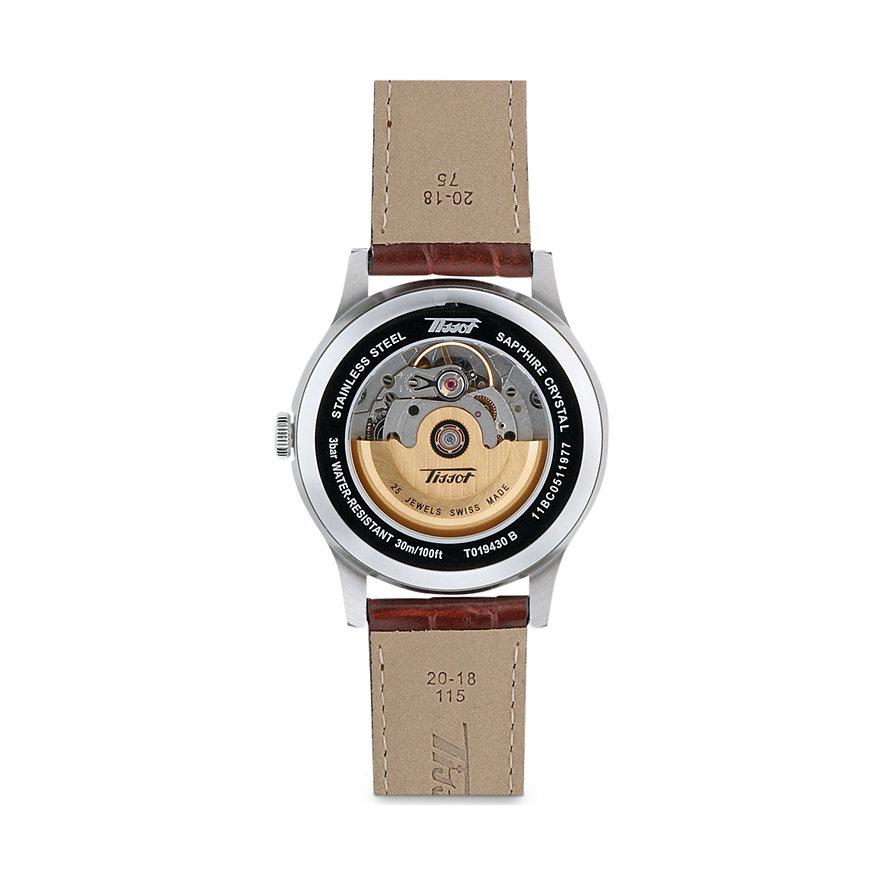 Tissot T-Heritage Visodate Herrenuhr T019.430.16.031.01 Automatik