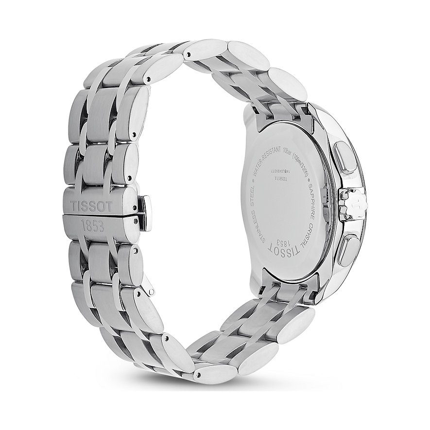 Tissot T-Trend Couturier Chronograph T035.617.11.051.00
