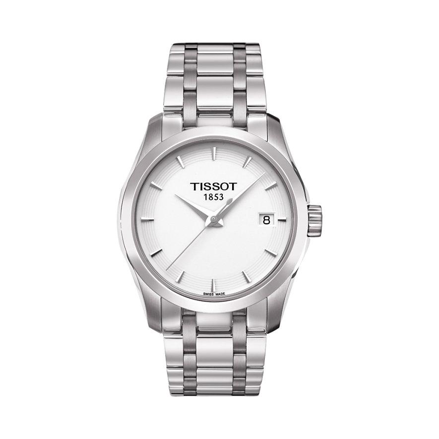 Tissot T-Trend Couturier Damenuhr T035.210.11.011.00