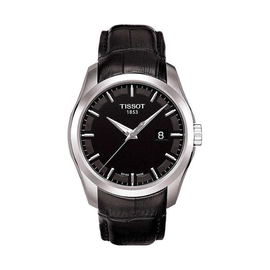 Tissot T-Trend Couturier Herrenuhr T035.410.16.051.00