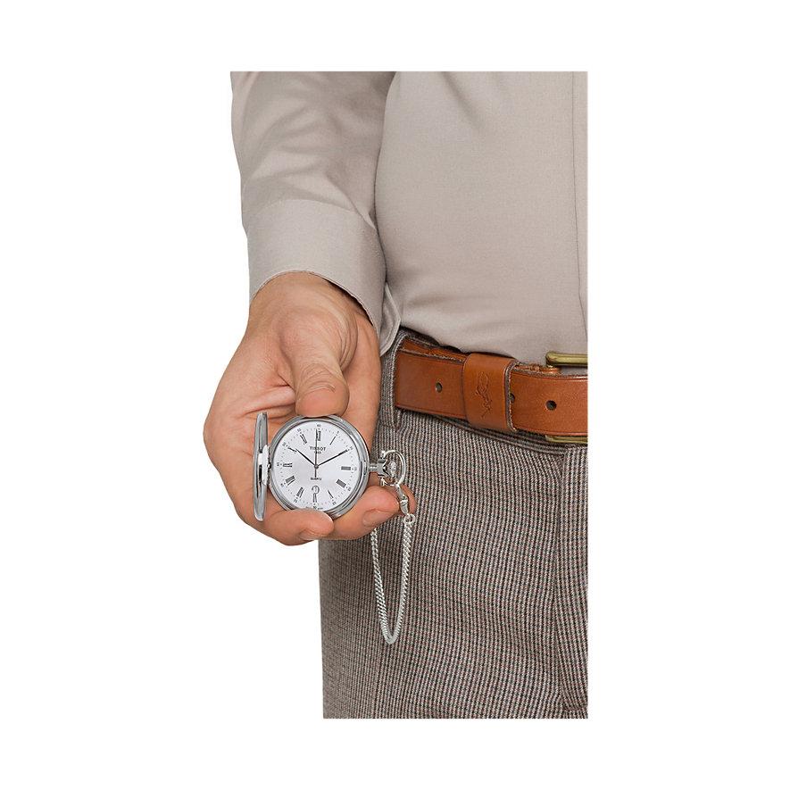 Tissot Taschenuhr T-Pocket T83655313